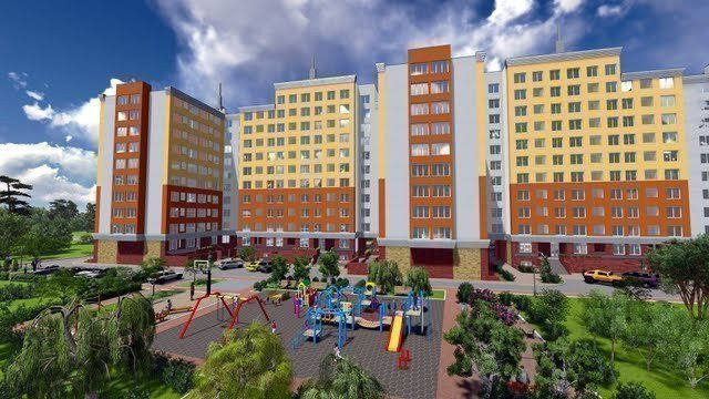 Buy an apartment in a new building Vishnevij zatishok