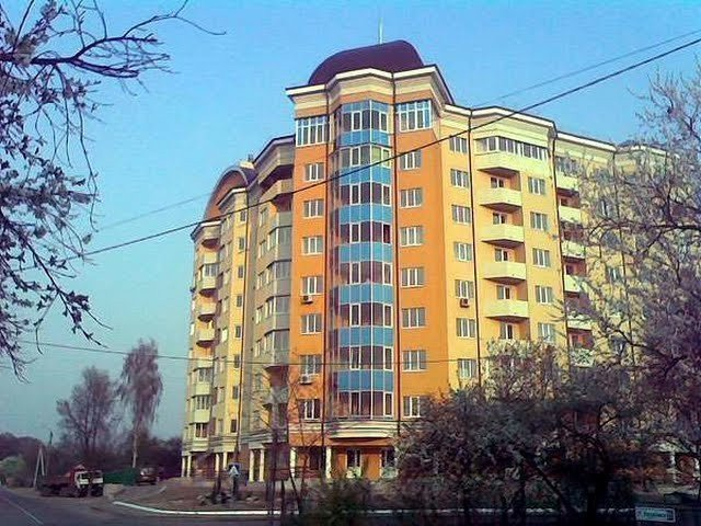 Buy an apartment in a new building Flats on Lesia Ukrainka in Cherry