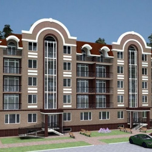 Photo: Apartments in Khvilevoy in Vychneve