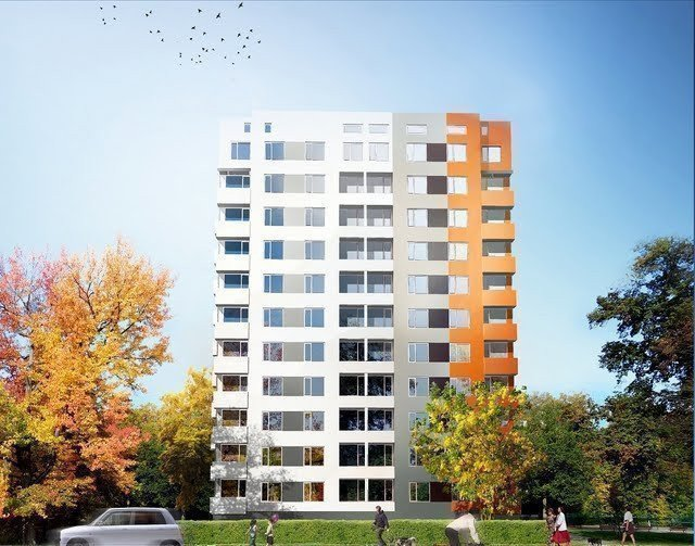 Buy an apartment in a new building Schaslyvy
