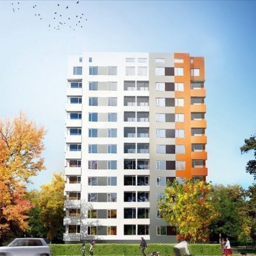 Photo: «Schaslyvy» residential comlex
