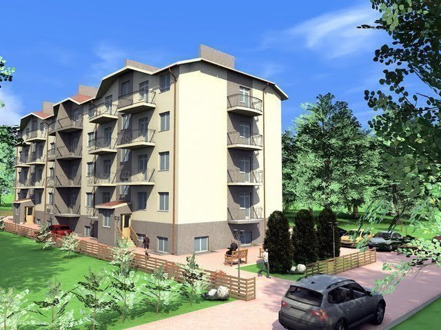 Buy an apartment in a new building Victoria residential comlex