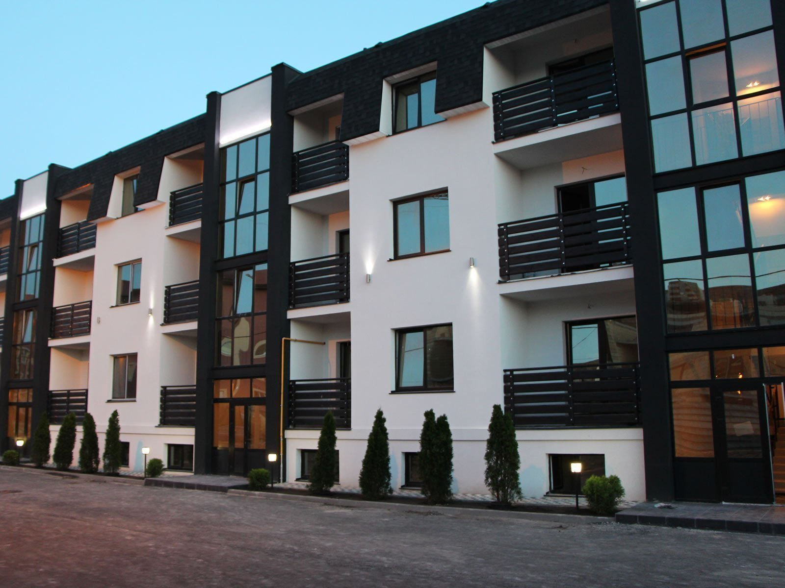 Buy an apartment in a new building Cosy quarter RC