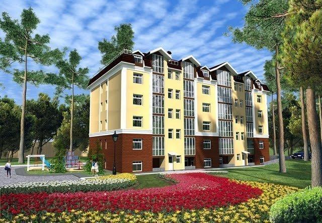 Купить квартиру в новостройке Киевский ЖК