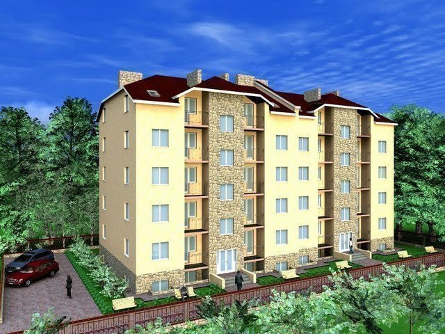 Buy an apartment in a new building Pine forest