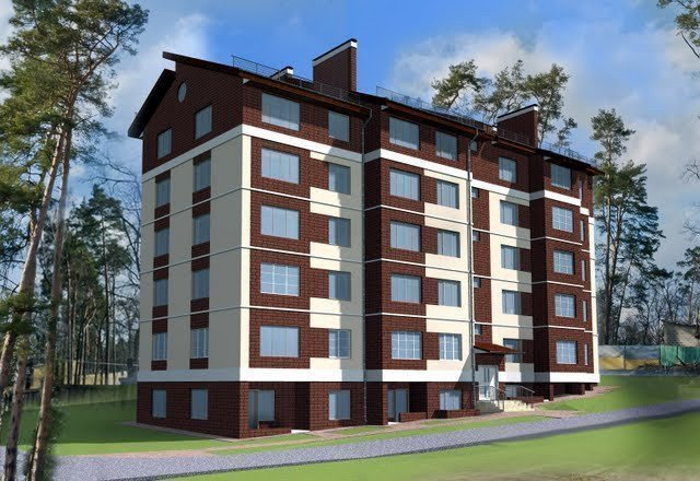 Buy an apartment in a new building Apartments in Lermontov in Irpen