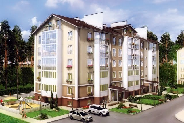 Buy an apartment in a new building Forest ringtone