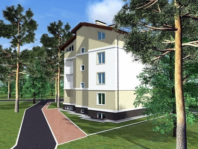 Buy an apartment in a new building New building on Frunze in Irpen