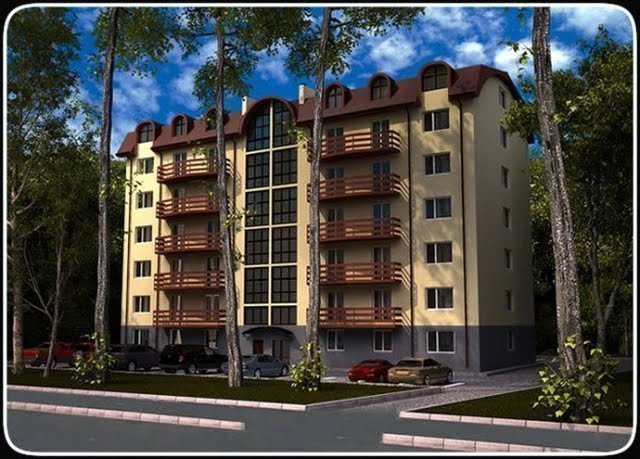 Buy an apartment in a new building NOVOOSKOLSKY