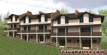 Buy a cottage town Townhouses in Lisnyky