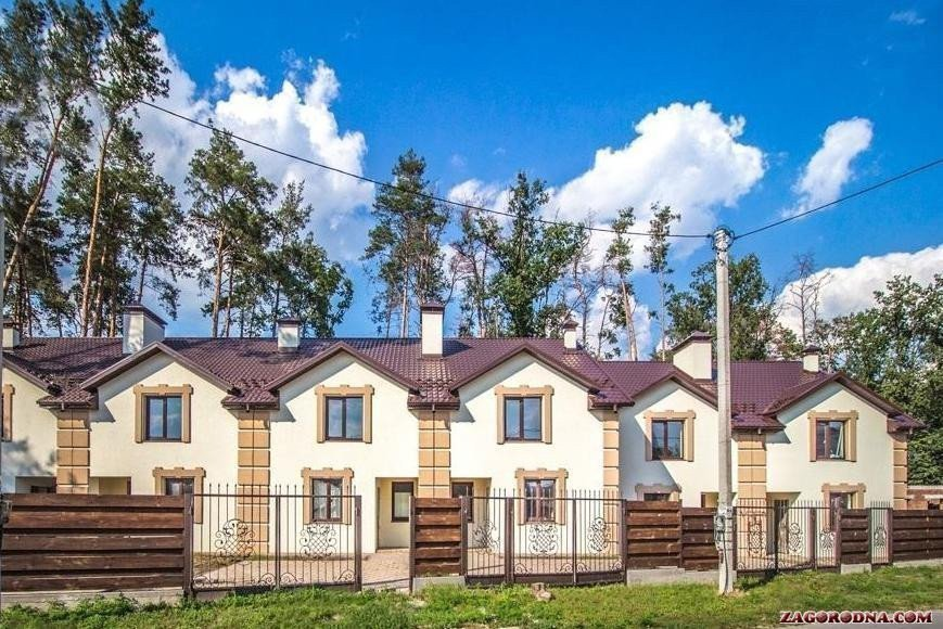 Buy a cottage town «Forest Fantasy» townhouses