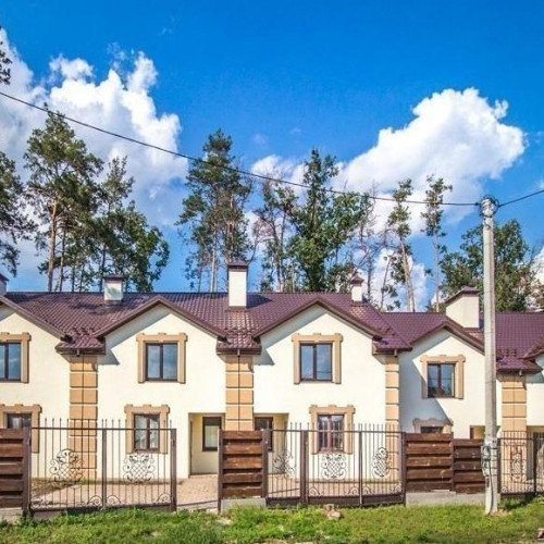 Photo: «Forest Fantasy» townhouses