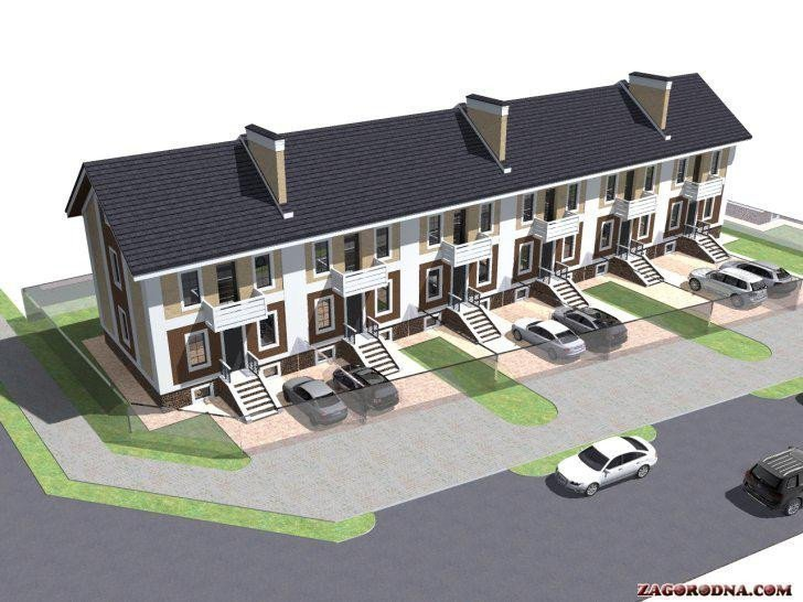 Buy a cottage town Townhouses in Milaya