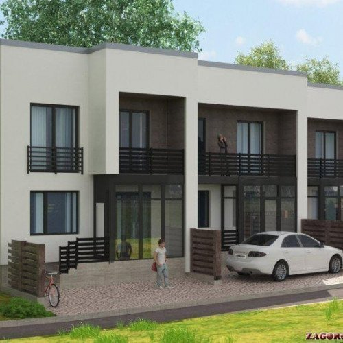 Photo: «New Style» Townhouses