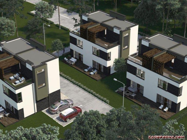 Купить котеджный городок «Sky Garden Villas» дуплексы