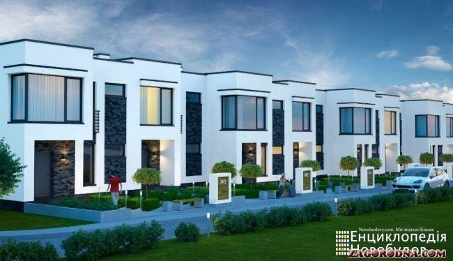 Buy a cottage town Townhouses «Sirius»