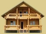 Articles about real estate | Ecology of a wooden house