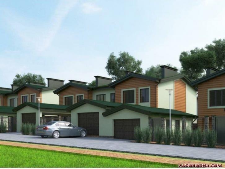 Купить котеджный городок Таунхаусы «Dream House»