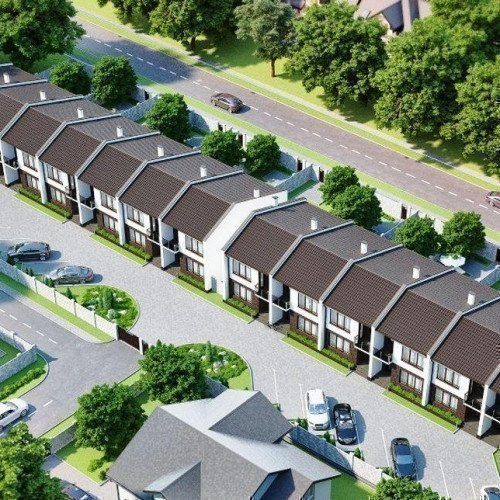 Photo: «New Era» Townhouses