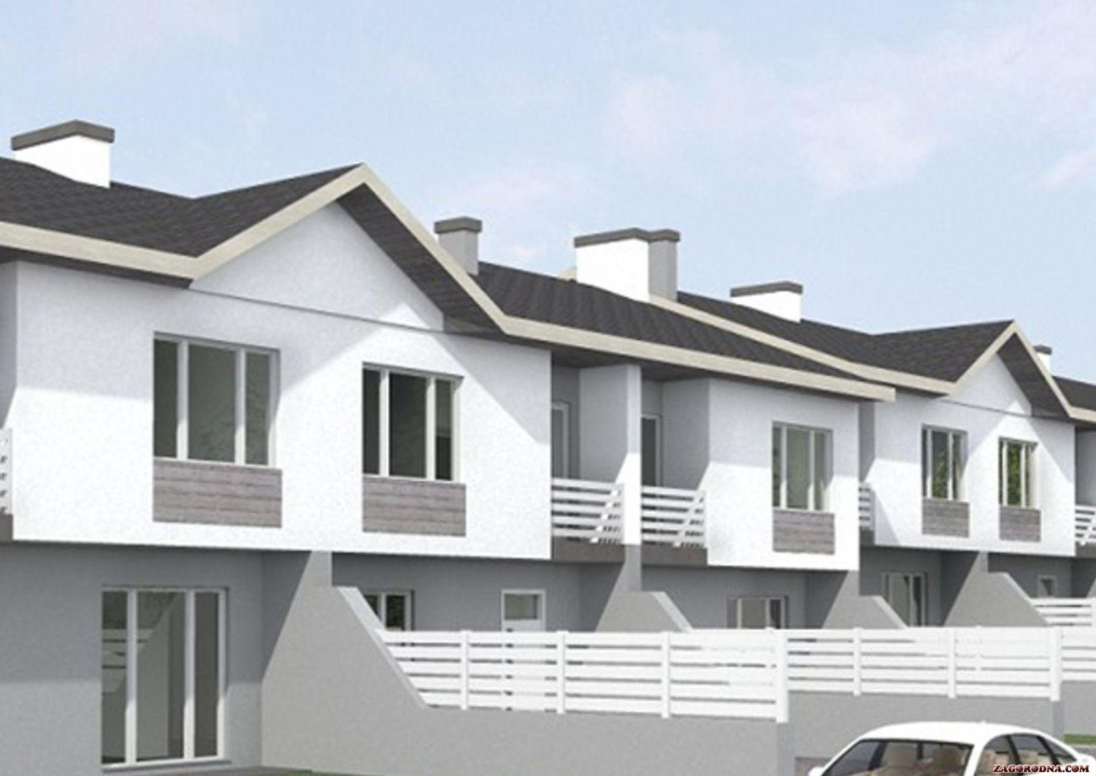 Buy a cottage town «Yantarnyy» townhouses