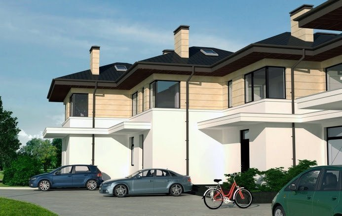 Buy a cottage town Townhouse «5 stars»