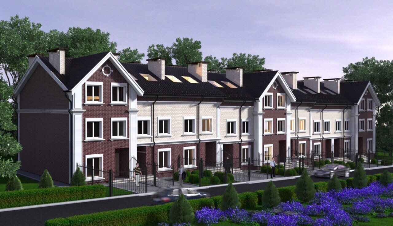 Buy a cottage town Townhouses Albion