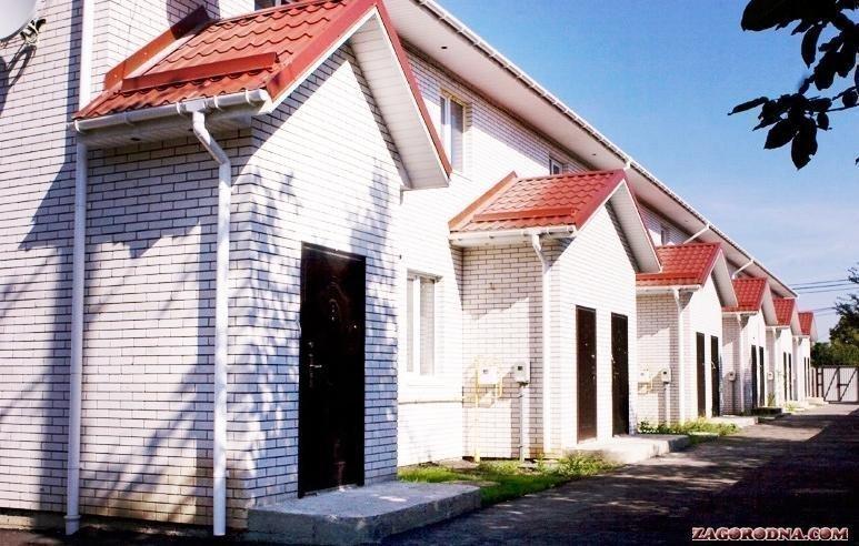 Купить котеджный городок Таунхаусы в Новом