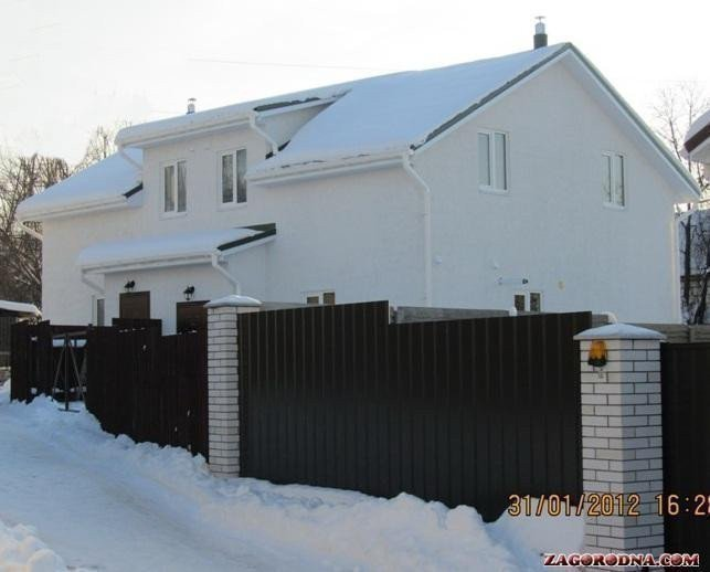 Buy a cottage town Duplexes in Belogorodka