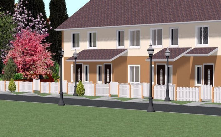 Buy a cottage town Privat Quarter Townhouses