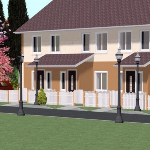 Photo: «Privat Quarter» Townhouses