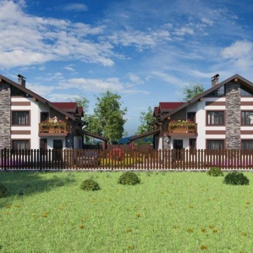 Photo: «Chalet Park» duplexes