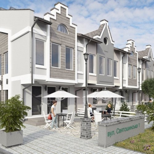 Photo: «New Smart» townhouses