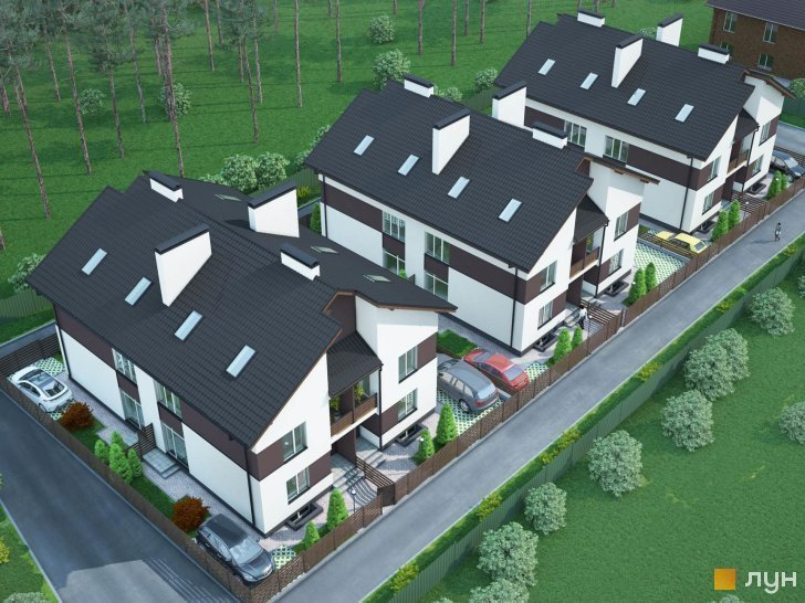 Buy a cottage town Sophia Town Townhouses