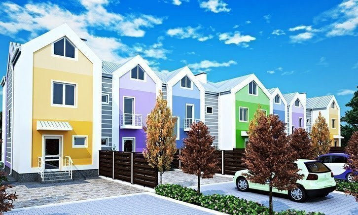 Buy a cottage town Townhouse in Dmitrovka