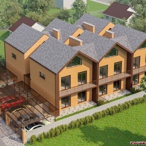 Photo: «Comfort plus» townhouses