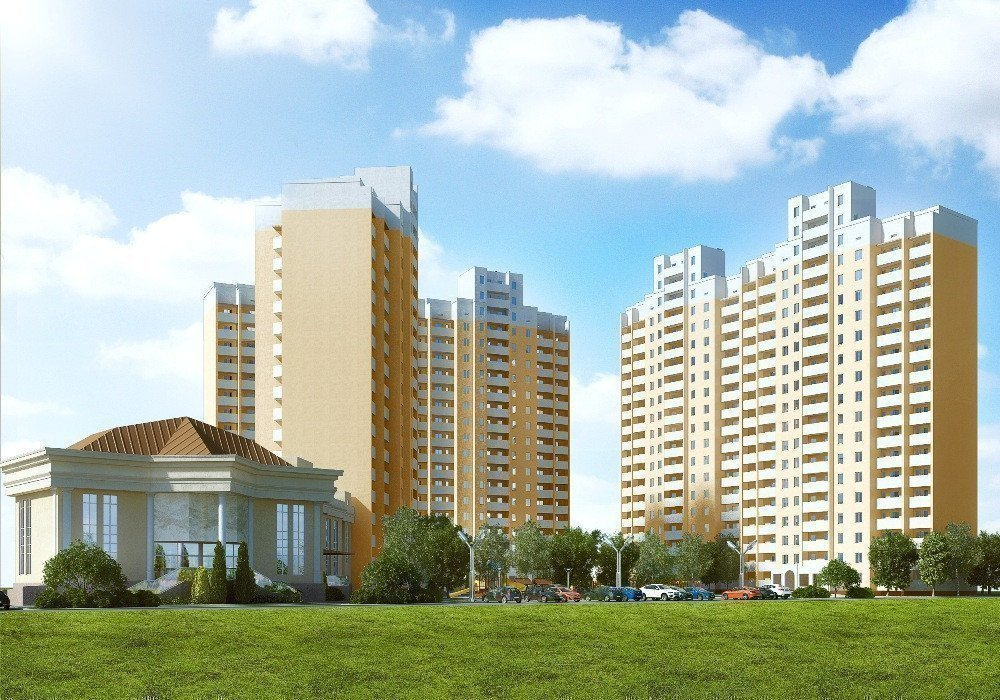 Buy an apartment in a new building Apartment in Brovary