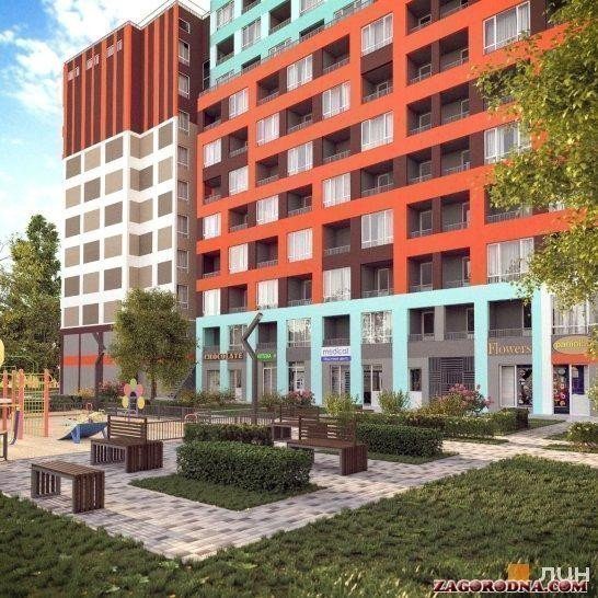 Buy an apartment in a new building A12 on Simonenko RC