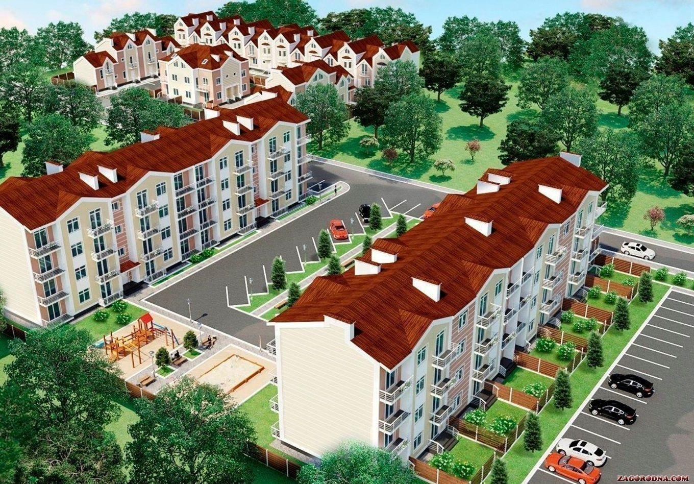 Buy an apartment in a new building Амстердам residential comlex