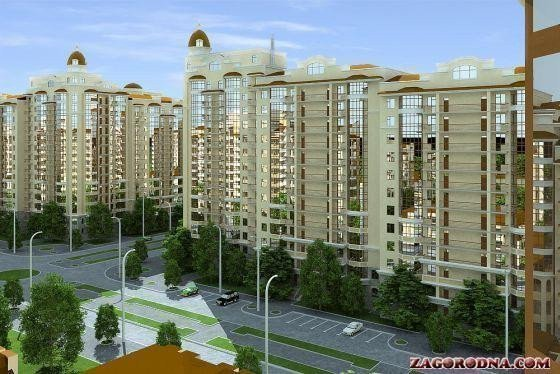 Buy an apartment in a new building Zahіdny