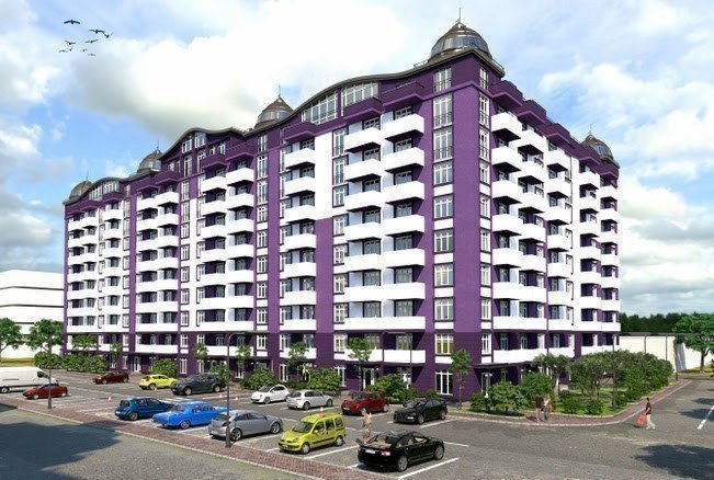 Buy an apartment in a new building New building in Chayki