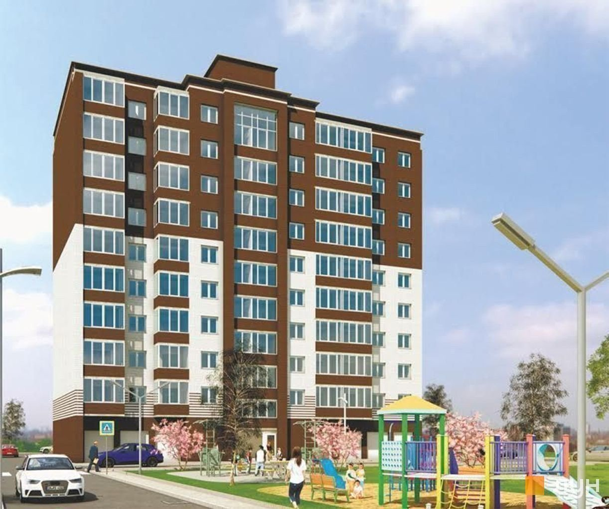 Buy an apartment in a new building Aristocrat RC