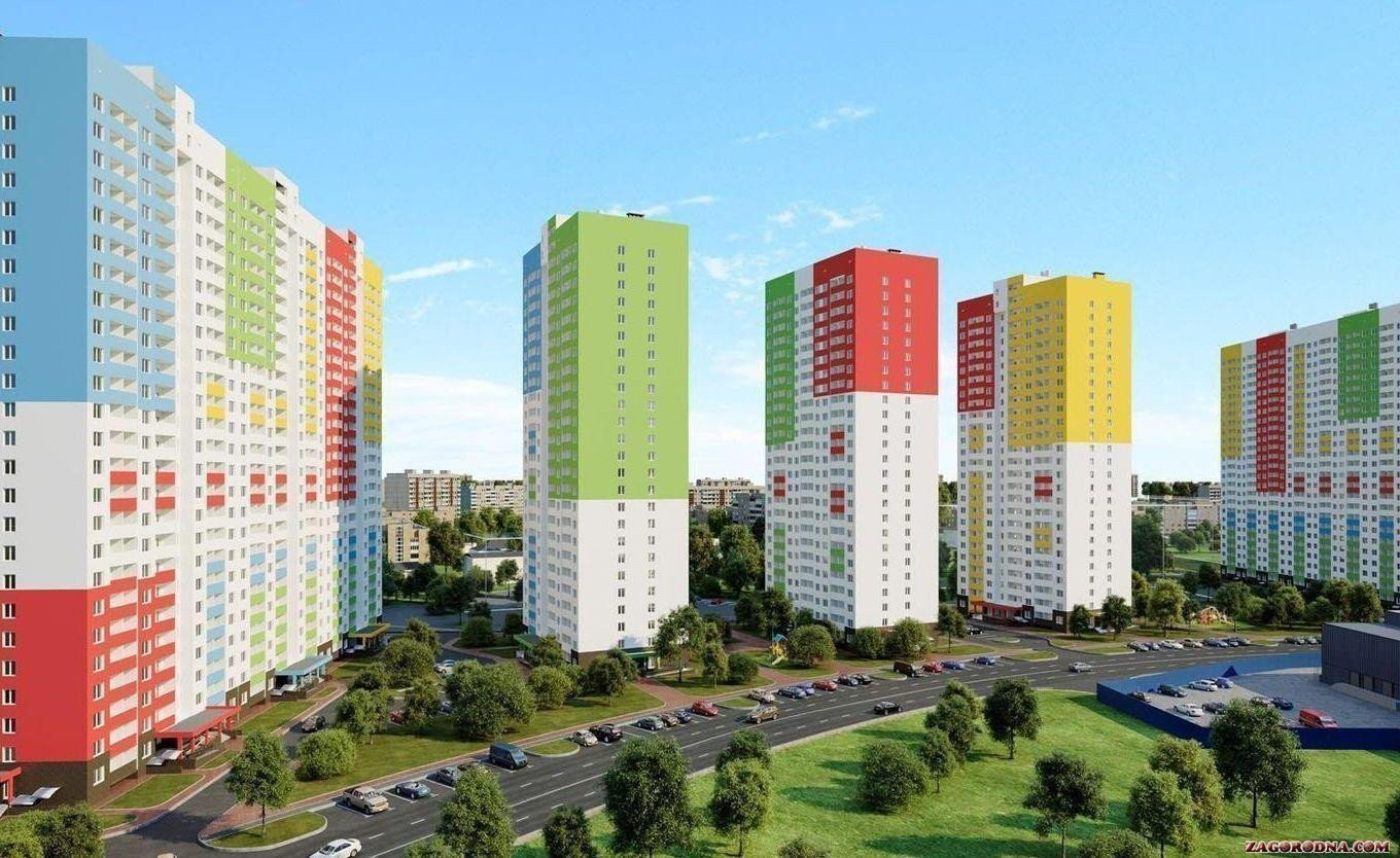 Buy an apartment in a new building Atlant on the Kiev RC