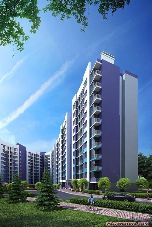Купити квартиру в новобудові «Авіатор» ЖК