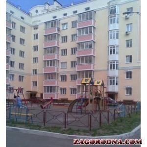 Buy an apartment in a new building New building at Balukova in Kryukivschina