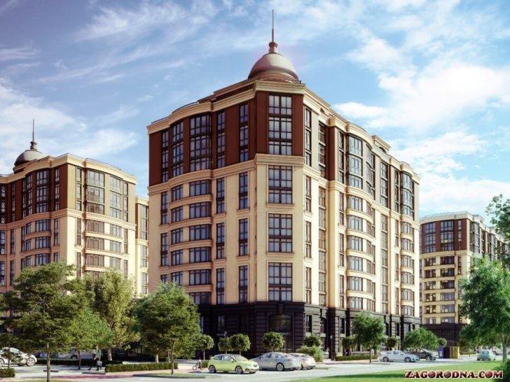 Купити квартиру в новобудові «Bavaria city» ЖК