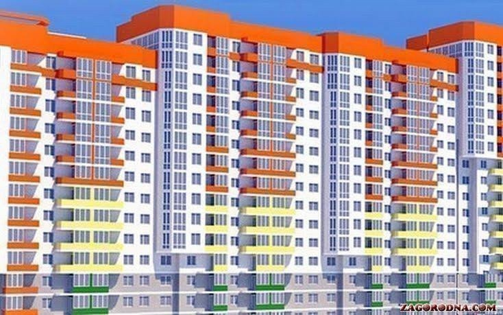 Buy an apartment in a new building Bereginya residential comlex