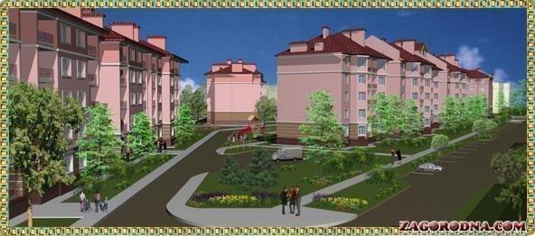 Buy an apartment in a new building Belohorodskyy