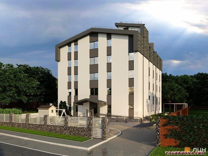 Buy an apartment in a new building «Bulgarian» club house