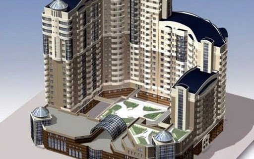 Buy an apartment in a new building Kiyevskiy put' RC