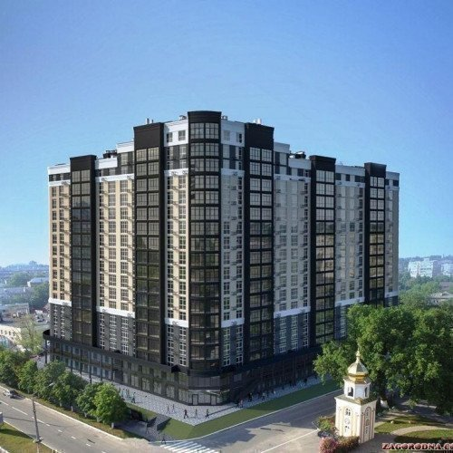 «Boriso-Glebsky-2» residential comlex. Photo